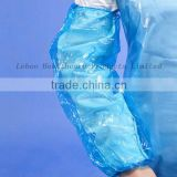Plastic/Polyethylene/Poly/HDPE/LDPE Disposable oversleeves