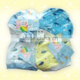 100% cotton newbown baby hats with bags packing baby clothes