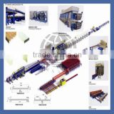 Ce Iso Certificated Discontinuous Pu sandwich panel roll forming machine for wall panel producing