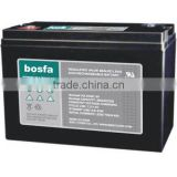 high performance solar panel rechargeable battery 6v200ah
