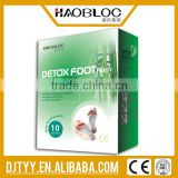 China Detox Slim Foot Sap Patch