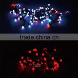 LED String Fairy Light Ball Christmas Light 5 Meter 50LED 10 Meter 100LED Holiday Wedding Party Decoration Light 110V/220V US EU