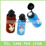 500ml bpa free aluminium sipper bottle