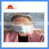 High quality medical disposable PP non woven surgical space cap