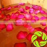 Hot selling china new coming dried flower tea bath tea spa flower tea wedding flower dried rose petals flower blossom