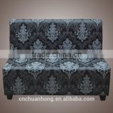 modern solid wood fabric sectional sofa booth/customed size cheap hot sell sofa for home furniture