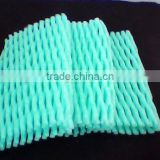 Fruit cap packing foam net