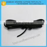 3mm flat suede cord / suede leather cord for jewelry