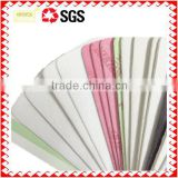 good hardness Non woven chemical sheet for toe puff and counter
