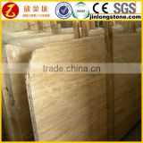 low price with high quality nature marlbe beige travertine slab