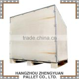 medical equipment wood package box