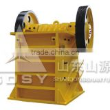 with CE/ISO SHIBO Granite, Limestone, Cobble, gravel, gold ore Jaw crusher,granite crushing machine