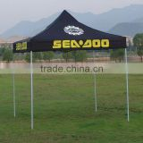 factory pop up folding sports gazebo advertising use foldable canopy tent with sides