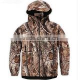 2015 Hunting camo all climate jacket