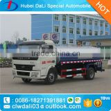 12000L Fonton FAW Dongfeng Yuejin high volume sprinkler septic pump truck sewer cleaning truck