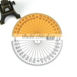 Promotional protractor with 4 inch / 180 degree