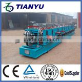 cz profile steel shape stand purlin changeable roller forming machine hydraulic motor cz shape steel making machine