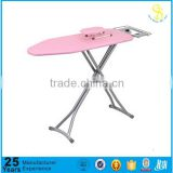Professional Made metal iron board, metal folding ironing board, folding chair ironing board