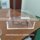 Factory direct wholesale acrylic sunglass display box, glasses display case