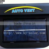 Ventilation System Solar Power Car Fan 1W