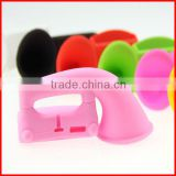 Wireless portable silicon speaker, rubber amplifier silicone horn speaker for iphone                                                                         Quality Choice