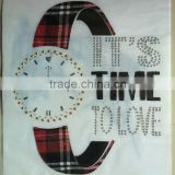 hot fix rhinestone transfer rhinestone iron on letters iron on transfer rhinestuds with fabric