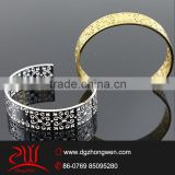 new 2015 italian gold jewellery latest design vogue jewellery bangle                                                                         Quality Choice