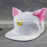 Fashion rabbit girls women style Basketball Caps/Baseball Caps outdoor summer sports hiphop hats