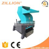Zillion 15HP crusher factory high quality 10HP waste plastic crusher machine crushing plant