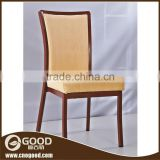 Hotel Furniture Stainless Steel Dining Chair/Wedding Chair/Banquet Chair Set OM936