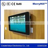 LCD Advertising Screens 10/12/15/17/19/22 Inch Wall Mounted Android 3G WIFI Advertising LCD Display