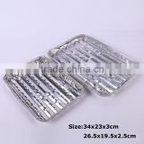 BBQ Grill Barbecue Accessories Aluminium Foil Tray