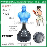 punching dummy heavy punching bag stand up taekwondo boxing target for kids