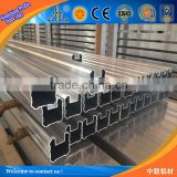 6082 aluminium price per kg / pvc coated aluminum profile / stainless steel profile for handrail