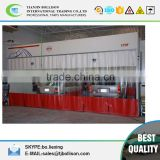 Custom Paint and Spray Booth Curtains, Industrial Wash Bay Curtains For Car/Truck