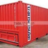 shipping container for bulk liquid