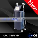 lightsheer duet 808nm diode laser for spa and salon use from PZ laser slim factory PZ606/CE (hot in USA)