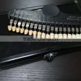 Hot Sell Brand Name professional tooth whitening shade guide/ teeth whitening shade guide