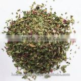 Dried Basil leaves crushed ,herbs and spices best medicinal herbs ,best herbal tea from Egypt