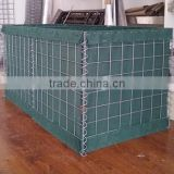 Cheap heavy duty galvanized/Galfan hesco barrier price for sale,bastion container,military sand wall hesco barrier