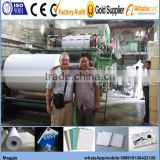 ful automatic or semi-auto printing paper making machine,copy paper/book paper making machine,newspaper printing paper making