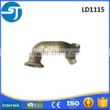 LD1115 small diesel engine flexible exhaust pipe