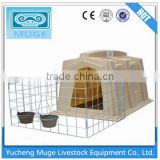 PE Calf Hutches with Roof