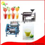 Fruit pulp machine/dates syrup making machine/mango juice machine
