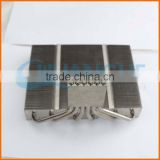 alibaba china tungsten copper alloy aluminium heat sink for power amplifier
