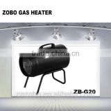 20kw chicken poultry farm gas heater
