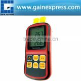 Digital Thermometer Dual Channel Temperature Meter Tester for K/J/T/E/R/S/N Thermocouple Large Display with Backlight