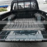 four wheel drive pickup with double cabin