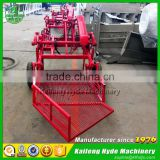 Chain type small peanut harvester machine