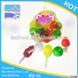 fruit shape jelly drink